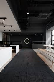 office black. Modren Black Park Office Of The Shanghaibased Design Studio COORDINATION ASIA Inside Black F