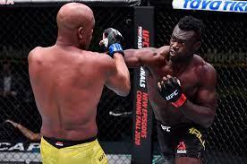 UFC Vegas 33: Uriah Hall vs. Sean ...