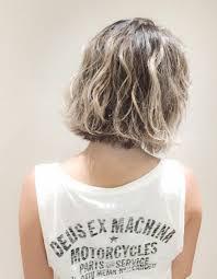 ボブハイライトhy 12 ヘアカタログ髪型ヘアスタイルafloat