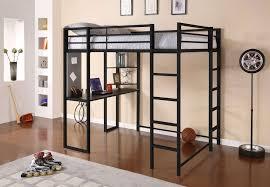 Kids Bedroom Desks Loft Bed Desk Amazing Loft Bunk Bed With An Integrated Desk