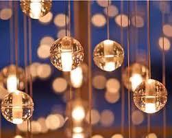 7 drop bocci replica meteor glass globe pendant ceiling light chandelier