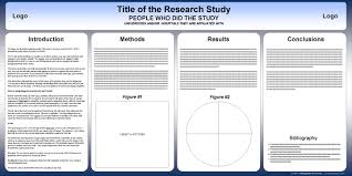 Scientific Research Poster Template Free Powerpoint Scientific Research Poster Templates For Printing
