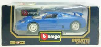 Simply follow the below steps: Bburago 1991 Bugatti Eb 110 1 18 Die Cast For Sale Online Ebay