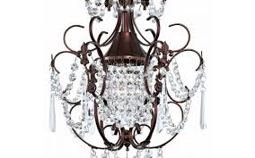 lighting amazing decorative chandelier no light faux awesome non electric chandeliers chain shades uk heavy