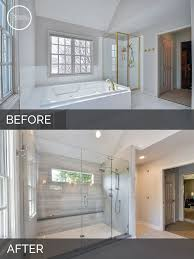 bathroom remodel ideas before and after. Before And After Master Bathroom Remodel Naperville - Sebring Services Ideas