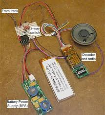 blogginlägg radio control and battery power for model railroads picture