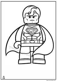 We have collected 37+ lego superman coloring page images of various designs for you to color. Lego Superman Coloring Page Coloring Home