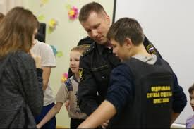 Личный прием граждан в приемной Президента Российской  14 11 2017 судебные приставы провели открытый урок для детей из реабилитационного центра