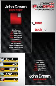 Free Psd Business Card Templates 50 Free Photoshop Business Card Templates The Jotform Blog