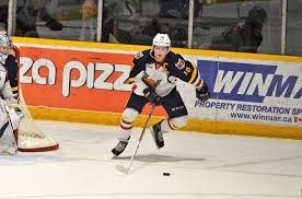 Thank You Justin Murray Ohl Very Barrie Colts A
