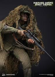 Marine Corps Scout Sniper 1 6 Marine Corps Scout Sniper Sergeant Major Dam Toys