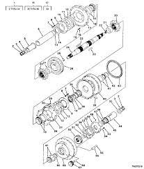 Hoist Drum Design Figure 174 Worm Wheel Boom Hoist Drum And Planetary Shaft