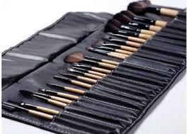 shocking promo 24 piece makeup brush set