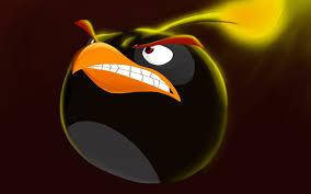 Angry Birds Bomb Desktop Wallpaper 26030 - Baltana