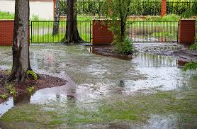 how to improve outdoor drainage