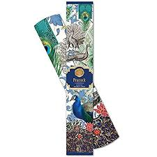 Michel Design Works Scented <b>Drawer</b> Liners, <b>Peacock</b>