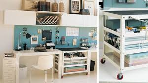 organising home office. The Well-Organised Shared Workspace Organising Home Office