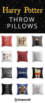 36 of the best harry potter throw pillows