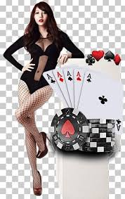 Casino Girl PNG Images, Casino Girl Clipart Free Download