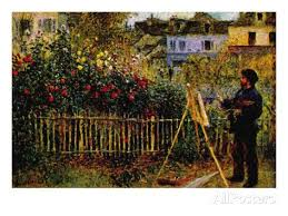 renoir paintings monet art