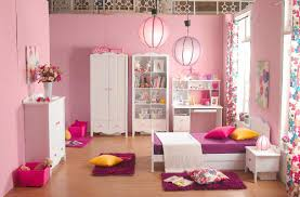 childrens pink bedroom furniture. Pink Girl Bedroom Scheme Featuring Minimalist Furniture Childrens T
