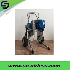 china portable high pressure electric airless wall spray paint machine for st8795 china electric airless paint sprayer airless paint sprayer piston