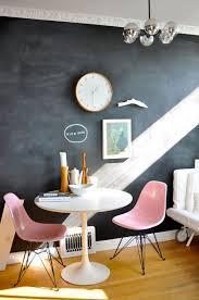 space dining table solutions amazing home design: matte black chalkboard wall interior design home decor fun creative ideas