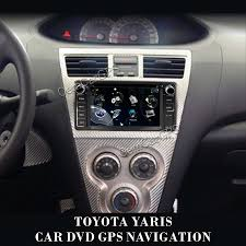 Bygg Din Toyota Yaris: Double din car multimedia system with gps ...