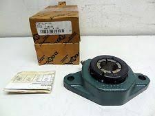 dodge pillow block bearings. lot of 2 dodge f2b-dlm-100 pillow block bearings 1\ dodge pillow block bearings i