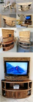 tv display ideas. Unique Display DIY TV Stand From Cable Drum And Tv Display Ideas S