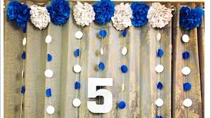 <b>BIRTHDAY DECORATION</b> IDEAS | <b>PARTY DECORATION</b> | EASY ...