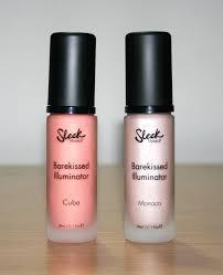 sleek makeup barekissed illuminator in cuba and monaco beauty my august uk
