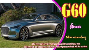 2019 Genesis G60 | Premium 5.0 Ultimate  New Cars Buy