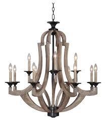 craftmade winton 12 light chandelier