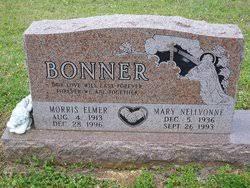Morris Elmer Bonner (1914-1996) - Find A Grave Memorial