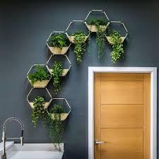 indoor wall planters hanging wall