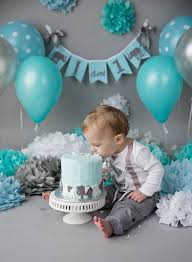 I Am One Birthday Banner Boy 1st Birthday Banner Highchair