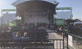 Huntington Bank Pavilion Seating