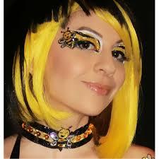 ble bee makeup ideas mugeek vidalondon