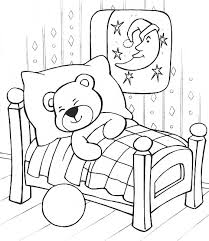Small Picture Free Printable Teddy Bear Coloring Pages Technosamrat