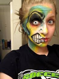 how to do cool makeup ideas 1