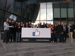 facebook office in dublin. Facebook Europe HQ © ADVANTAGE AUSTRIA Office In Dublin E