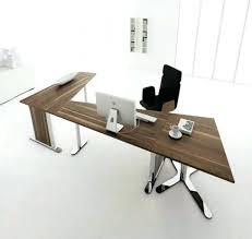 modern glass office desk. Modern Computer Desks For Home Medium Size Of Office Style Desk Table Glass Uk A