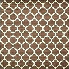 10 x 10 area rugs square trellis light brown x square rug ideas4info 10x10 area rug