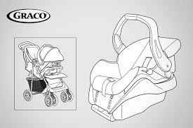 graco snugride infant car seat manual