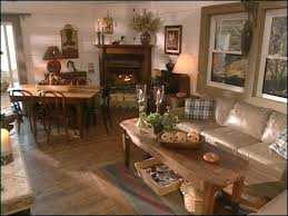 Primitive Country Living Room Country Style 101 With Hgtv Hgtv
