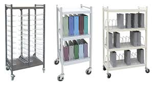 Medical Chart Racks Qc Storage