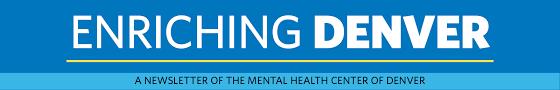 Newsletter Mastheads Enriching Denver Masthead For Newsletter Mental Health
