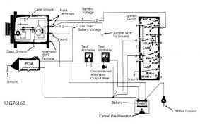 daihatsu alternator wiring diagram wiring diagram schematics denso alternator wiring diagram wiring diagram