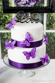 Mauve Butterflies For Cakes And Decorations Purple Butterfly Cakebutterfly Wedding